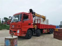 三环昊龙20吨随车吊