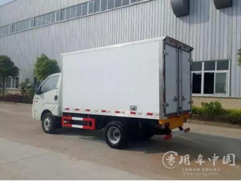 程力开瑞2.8米冷藏车