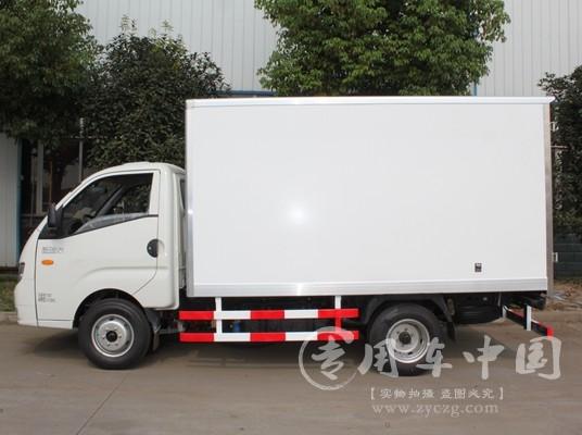 程力福田康瑞3.5冷藏车