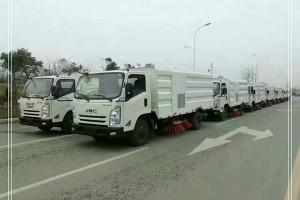 广州扫路车发往一线城市