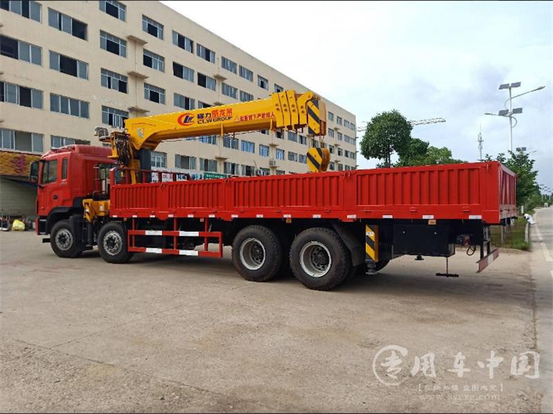 江淮16吨随车吊图片