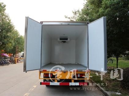 楚胜江铃凯锐3米2冷藏车