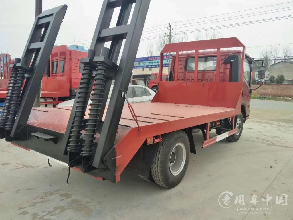 福田康瑞4米3平板车