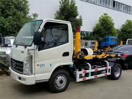 5吨勾臂式垃圾车
