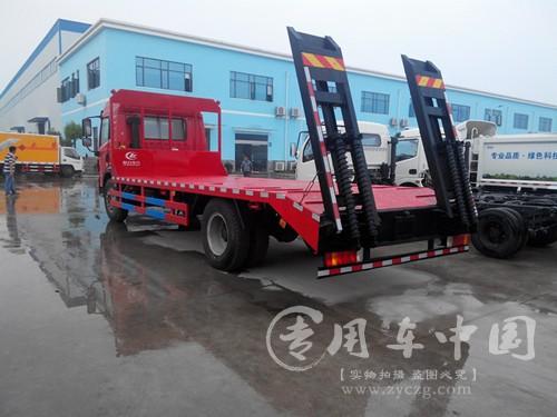 楚风解放龙V6米5平板车