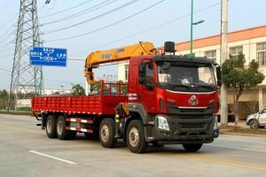 柳汽前四后八14吨随车吊价格¥49.8万