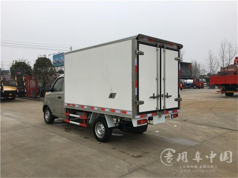 福田迦途2米8冷藏车图片