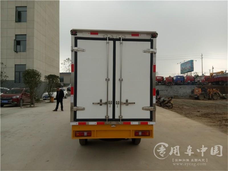 江淮康铃3米1冷藏车图片