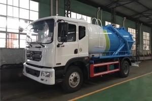 东风D9 8吨吸污车详细介绍