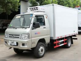 程力福田驭菱后双轮2米9冷藏车