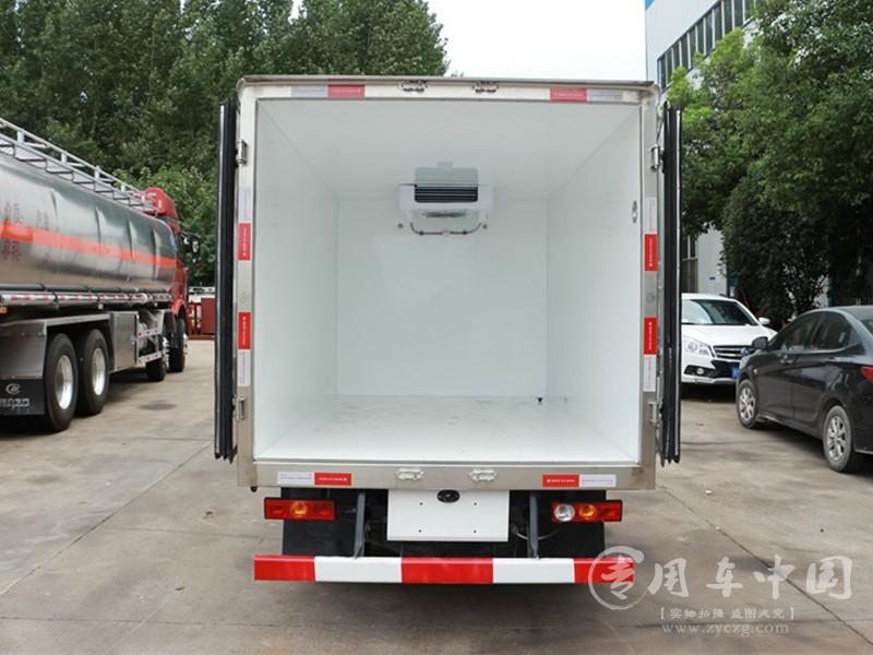福田驭菱后双轮2米9冷藏车图片