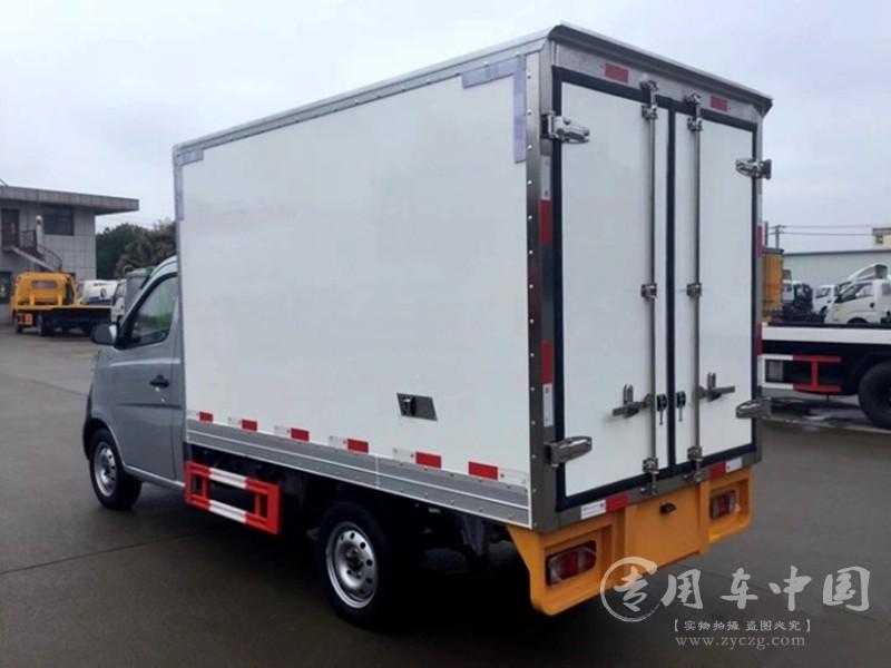 长安2米6冷藏车图片