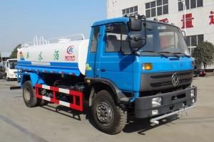 江苏10吨洒水车成功订购