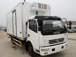 程力东风多利卡5米1冷藏车