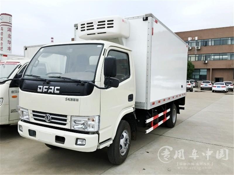 程力蓝牌冷藏车价格表¥5.1-15.6万