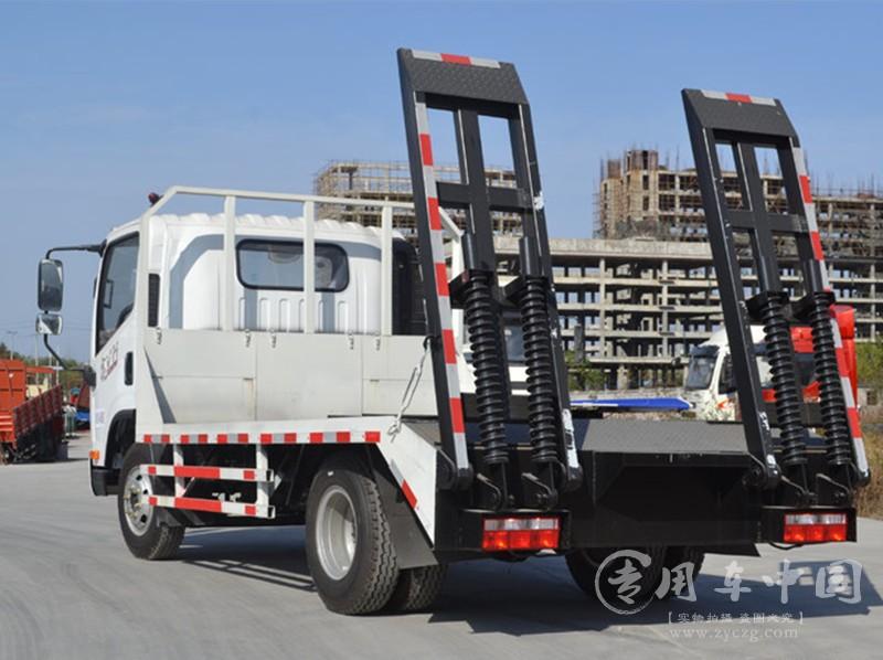 程力解放虎VH 4米平板车