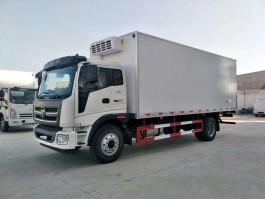 程力福田瑞沃6米7冷藏车