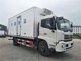 程力东风天锦6米1冷藏车