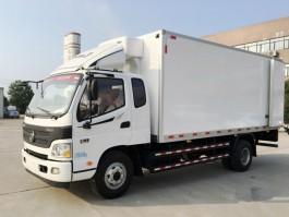 程力福田欧马可5米1冷藏车