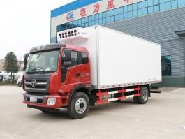 程力福田瑞沃7米6冷藏车