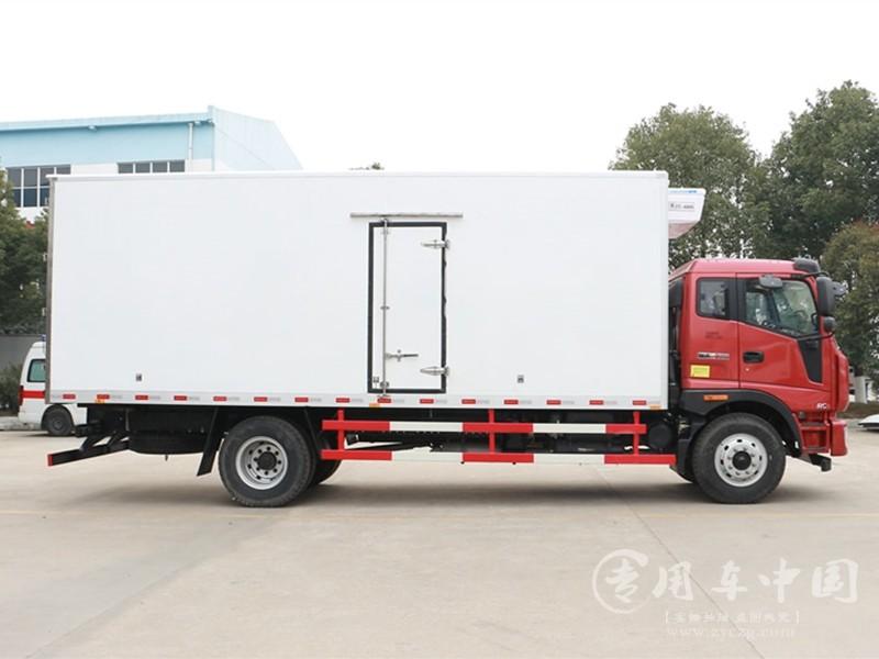 福田瑞沃7米6冷藏车图片