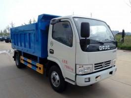 东风多利卡4方自卸式垃圾车