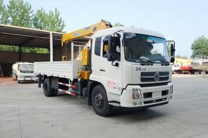 东风天锦徐工6.3吨随车吊价格¥27.5万