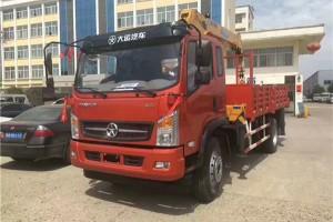 东风专底徐工6.3吨随车吊价格26.9万