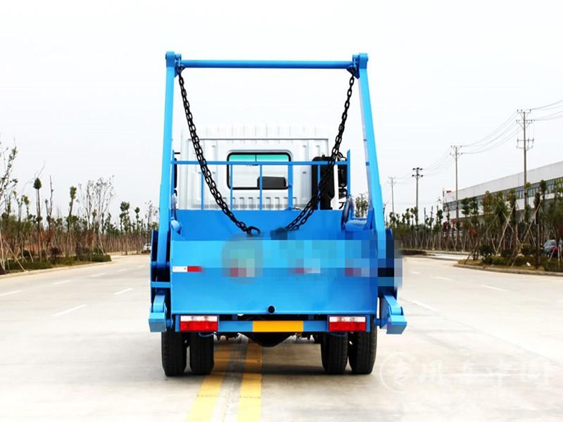 8方东风垃圾车图片