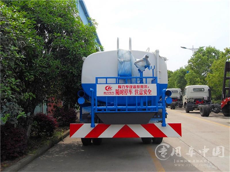东风绿化洒水车