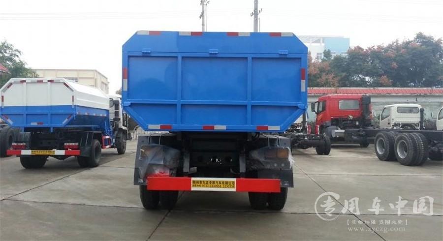 10方挂桶垃圾车