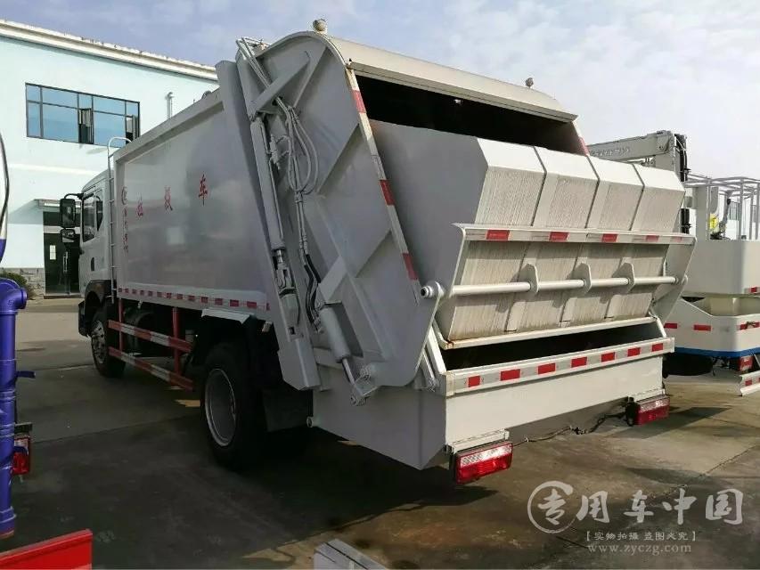 10方东风垃圾车