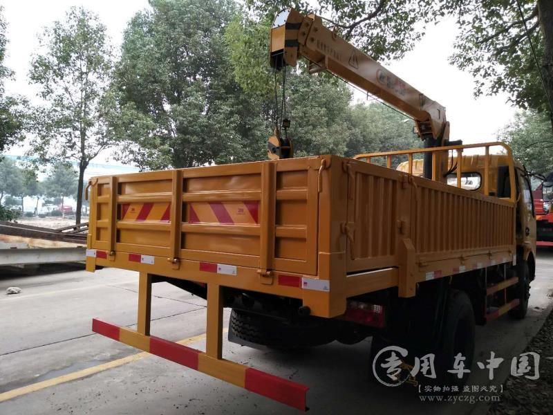 程力东风2吨随车吊