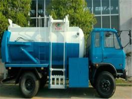 8吨餐厨垃圾车