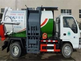 油水分离餐厨垃圾车