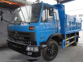 合力东风145 10方自卸式垃圾车