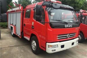 东风4吨 119消防车介绍