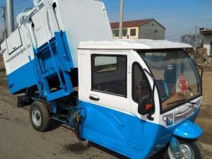 电动垃圾车 清运车 电动四轮垃圾车 优惠中
