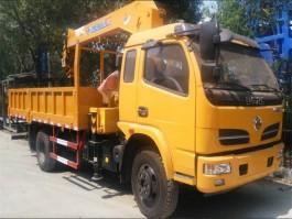 东风福瑞卡6.3吨程力随车吊