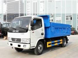 东风多利卡5方自卸垃圾车