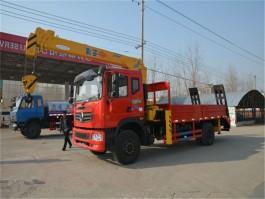 8吨石煤随车吊