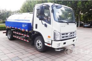 最新款福田时代5吨洒水车配置介绍