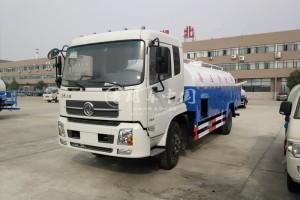 最新款东风10吨高压清洗车配置介绍