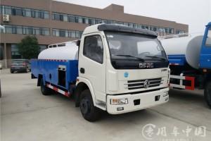 东风大多利卡b7高压清洗车配置介绍