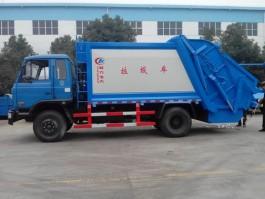 东风8方环卫垃圾车