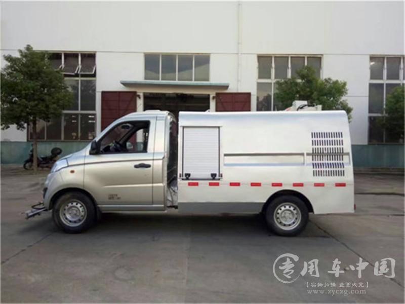 福田小型路面高压清洗车图片