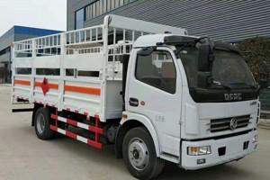东风多利卡3.5米全柴88马力2类天然气易燃气体气瓶运输车