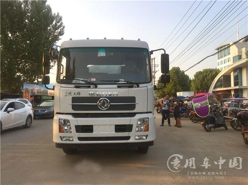 程力东风天锦12方高压清洗车