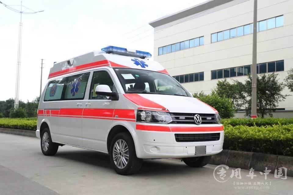 进口大众负压救护车