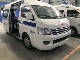 福田G9高顶救护车